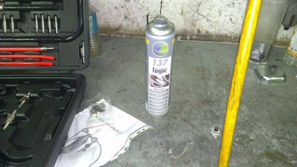 Тунап 137 - очиститель топливной системы высокого качества